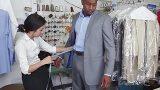 Femme tailleur japonaise baisée les gars noirs