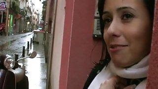 La Française a offert du sexe dans la rue